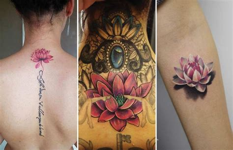 lotus tattoo ideas lotus flower tattoo meaning