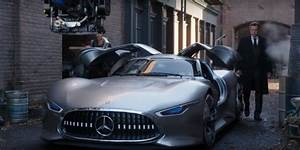 Mercedes-Benz AMG Vision Gran Turismo Featured in Justice ...