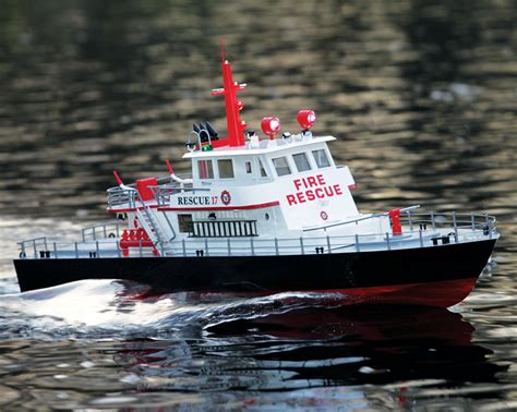 Rc Rescue Boat by Sailing 101 Rc Boat Magazine