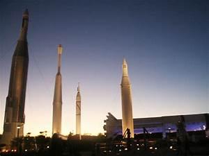 Orlando, home of Disney World and NASA - Sonya and Travis  Nasa