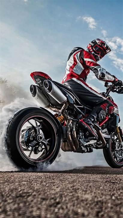 Bike Ducati Hypermotard 4k Wallpapers Burnout 950