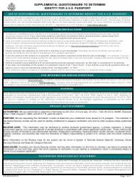 form ds   printable  supplemental