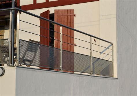 garde corps balcon exterieur obasinc