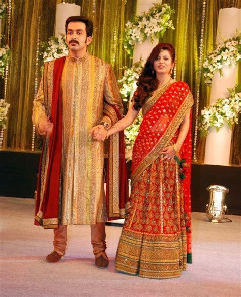 Wedding Reception Dress For Kerala Bride   Style Of