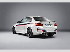 Sitzprobe BMW M2 M Performance Bilder autobildde
