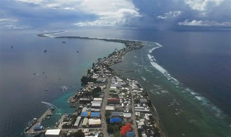 Marshall Islands: A third of the nation has left for the U ...