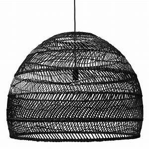 Suspension En Osier : suspension boule en osier hk living ~ Teatrodelosmanantiales.com Idées de Décoration
