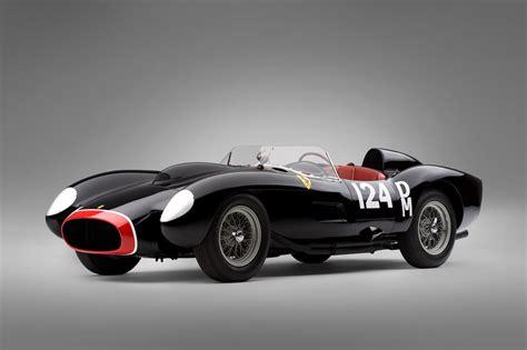 Best Classic Sport Cars Black Ferrari 250 Tr 1957 Specs