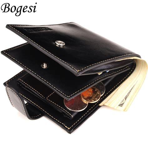 dompet pria wallet bogesi 39 s hasp wallet money clip cowhide wallets 2017