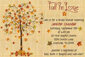 fall in love bridal shower invitation by whateveris on etsy With fall themed wedding shower invitations