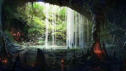 Cave Picturebook Wallpapers Backgrounds Desktop Mobile