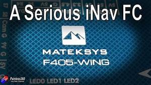 First Look  Matek F405