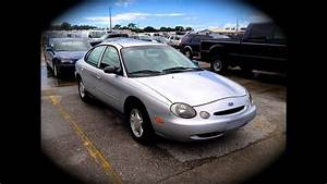 1997 Ford Taurus G Start Up  Quick Tour   U0026 Rev With