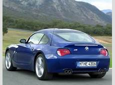2006 BMW Z4 M Coupé E86 specifications & stats 137973