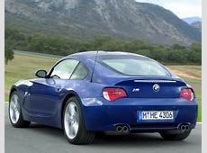 2006 BMW Z4 M Coupé E86 specifications & stats 137973