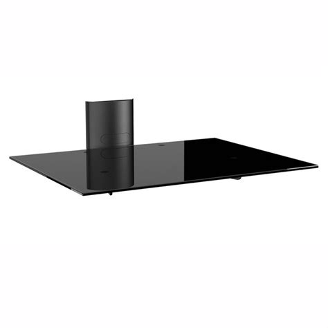 support mural tv avec tablette meliconi 480508 tablette mural pour support tv achat vente fixation support tv meliconi