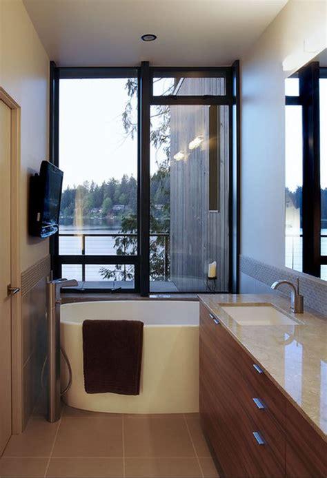 narrow bathroom ideas choosing the right bathtub for a small bathroom Small