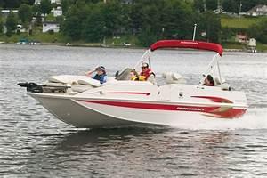 Deck Boat  Princecraft Deck Boat For Sale