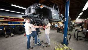 Dynatrac Code1 2018 Jeep Wrangler Jl Build