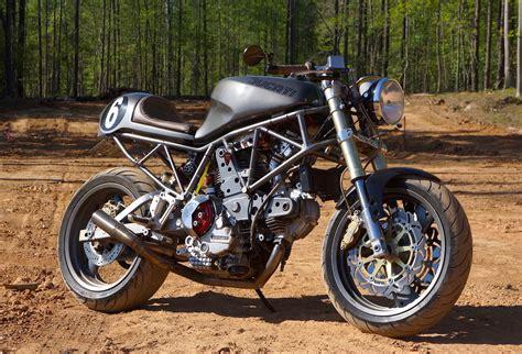 Ducati 900ss Cafe Racer By Motobergamo