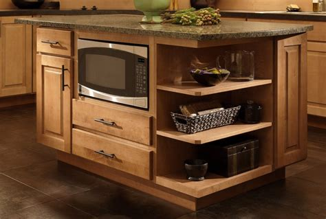 can i put a countertop microwave in a cabinet where to put the microwave in your kitchen