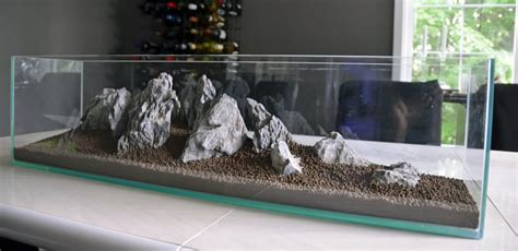 How To Set Up An Aquascape by Step By Step Procedure Of How To Set Up A Wabi Sabi Style
