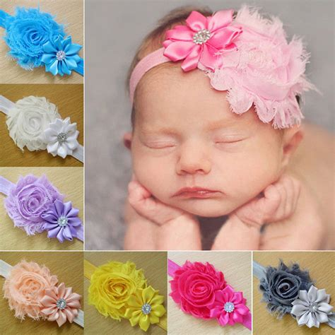 girl accessories 10pcs kids baby girl toddler flower headband hair