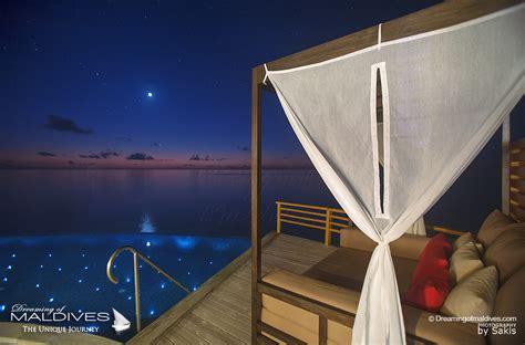 chambre sur pilotis maldives galerie de photos de l 39 hôtel baros maldives