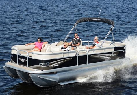 Princecraft Pontoon Prices by 2014 New Princecraft Vectra 21 Pontoon Boat For Sale