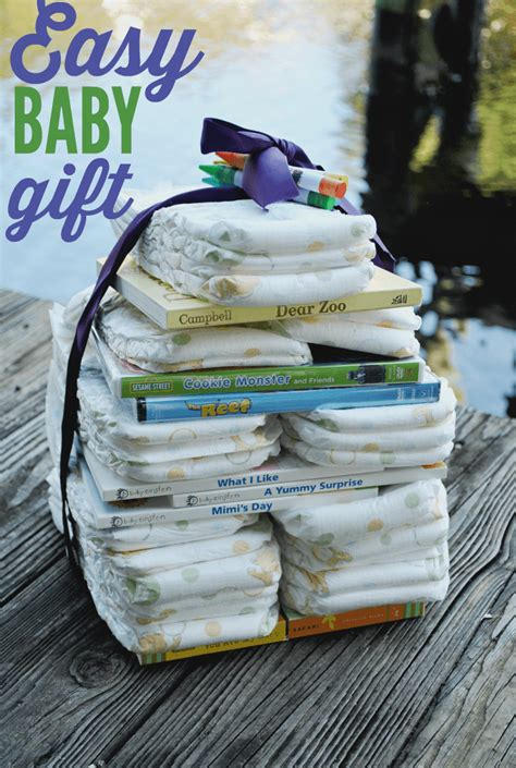 shower gifts easy baby gift ideas
