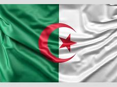 Drapeau de l Algérie