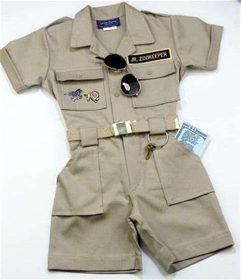 Junior Zoo Keeper costume | For Baby Roo | Pinterest | Zoos Costumes and Nuu0026#39;est Jr
