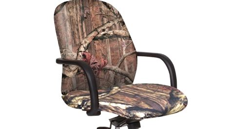 get lost in your office with mossy oak seating from marvel