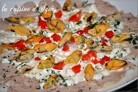 la cuisine aux images veau mayonnaise aux moules la cuisine d 39 agnèsla cuisine d 39 agnès
