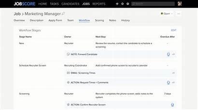 Jobscore Workflow Support Interviews Templates Hesitate Sound