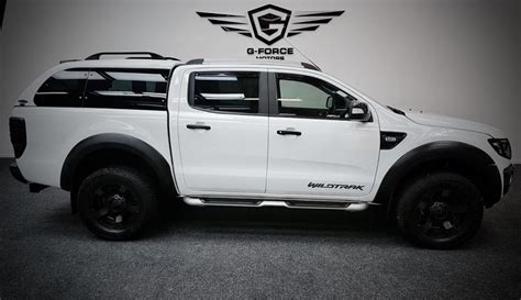 gforce 2015 ford ranger wildtrak 3 2tdci 4x4 cab white