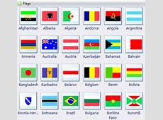 Vector Flags Clip Art, Free Download