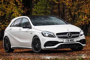 Classe A Amg : mercedes benz a class amg from 2013 used prices parkers ~ Medecine-chirurgie-esthetiques.com Avis de Voitures