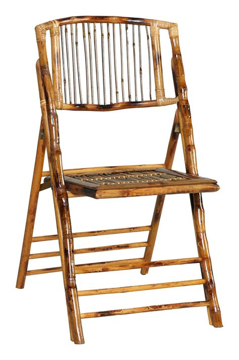 Bamboo Chairs As The Traditional Decoration Theydesign