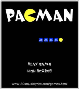 Play Free Pacman Game