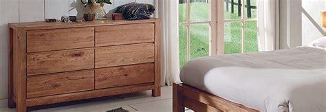 chambre rivage commode en bois massif brut pas cher pour chambre pierimport