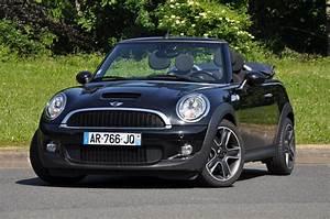 Mini Cooper Automatique : mini cooper s cabriolet automatique eliandre ~ Maxctalentgroup.com Avis de Voitures