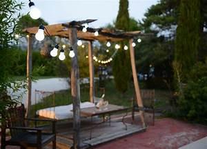 Decoration Jardin Terrasse : idee deco terrasse jardin sa25 jornalagora ~ Teatrodelosmanantiales.com Idées de Décoration