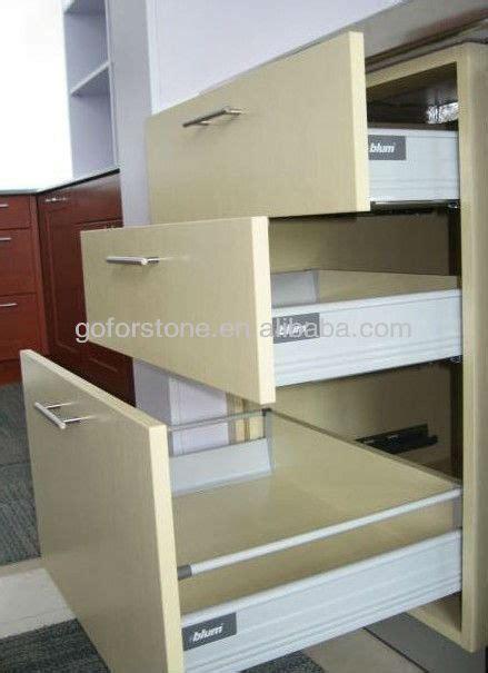 cuisine blum glissières de tiroir blum armoires de cuisine armoire de