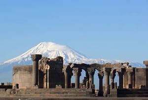 Zvartnots Cathedral - armeniapedia.org  Zvartnots