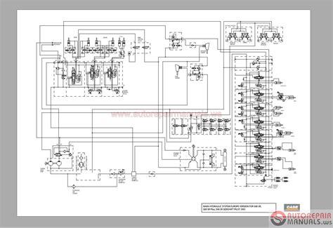 auto repair manuals backhoe loader service manual