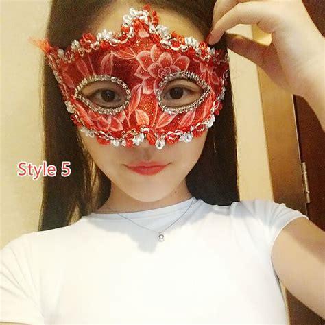 Halloween Masquerade Princess Party Mask Dms02 Cheap