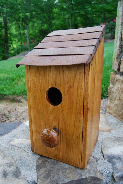Diy Cute Birdhouse Made From Wood Pallets Easy