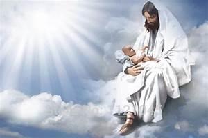 Popular Jesus Holding