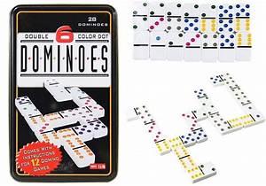 Spiele Fuer Kinder : domino spiel 28 spielsteine im metallbox legespiel spiel f r kinder spielzeug spiele ~ Buech-reservation.com Haus und Dekorationen